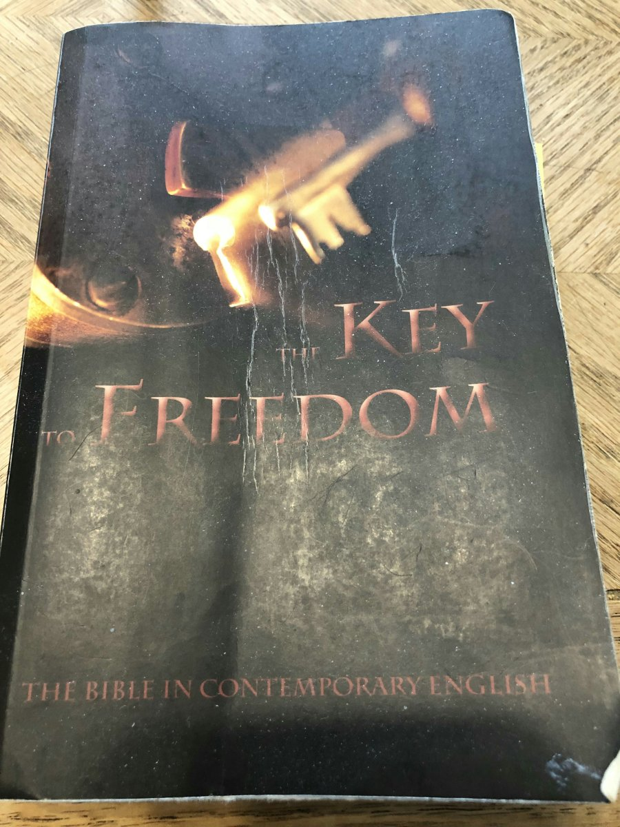 The Key To Freedom Bible